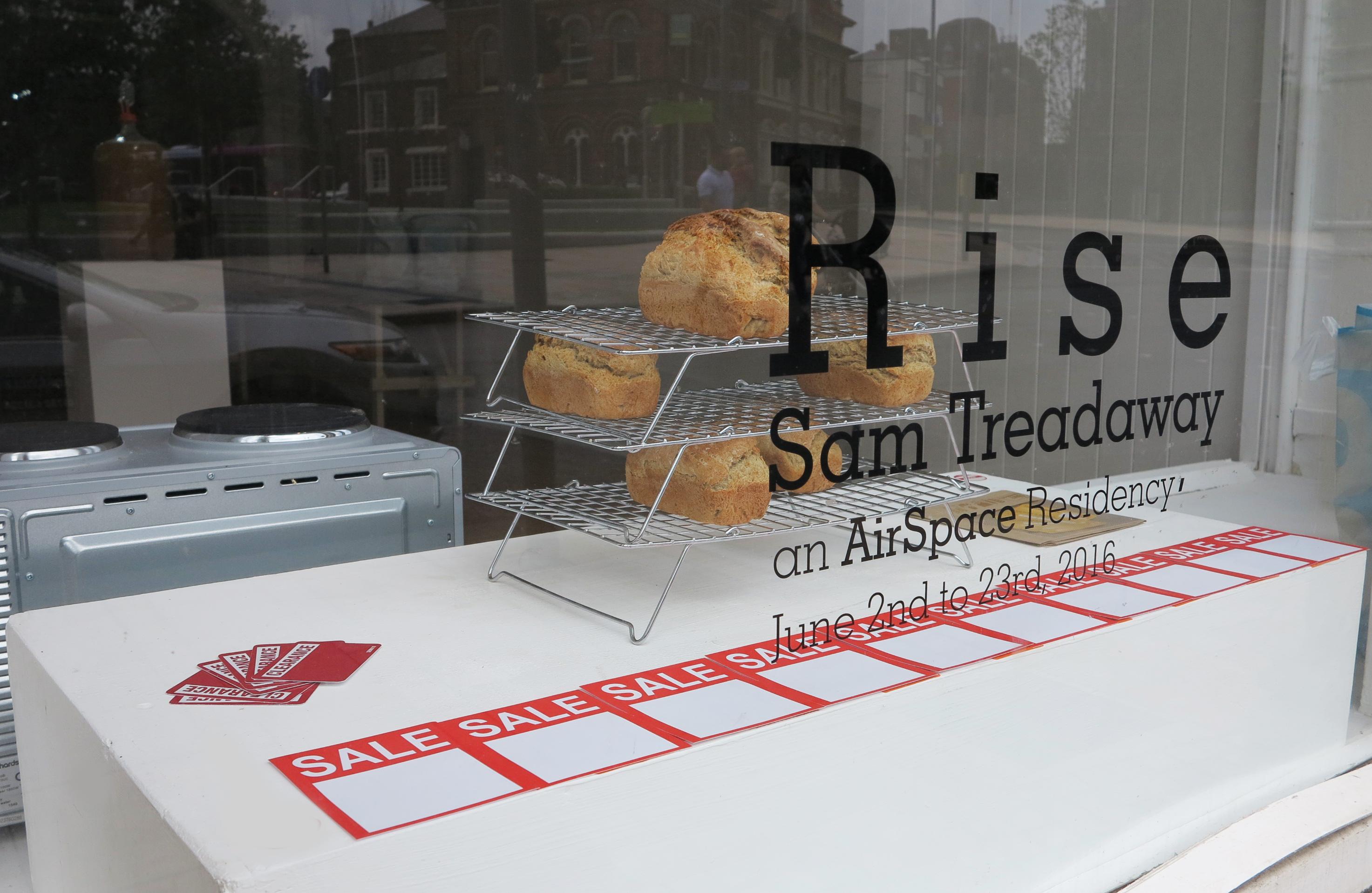 Sam - Rise